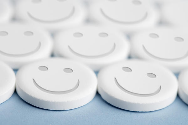 Why have I been prescribed an antidepressant for insomnia?
