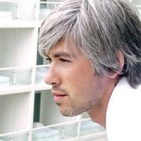 Male 24. My hairs getting grey from last 2 years, how can I stop it and get black colour back? No one in my family got hair grey in young age