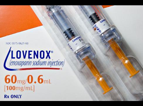 Usually Lovenox (enoxaparin) injec. are for 7-10 days after discharge. I was on 80 mg twice a day, for 6 wks & had big increase in AST & ALT levels. Side effect?