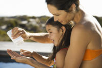 How do you treat persistent eczema?