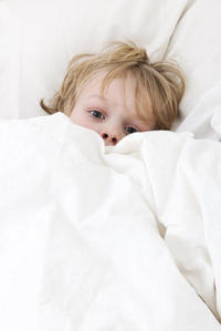 Is there anything a child can do to prevent night terrors?
