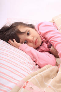 What causes night terrors in children?