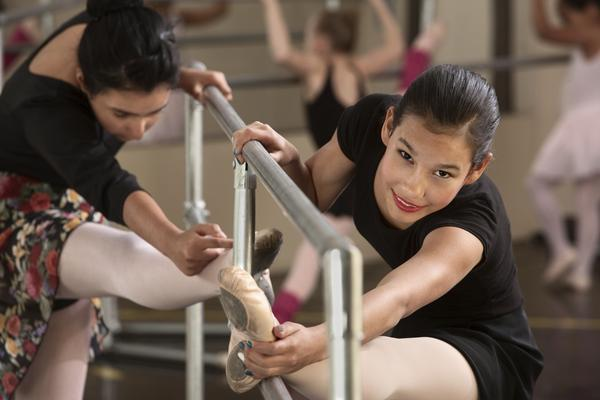 Can dancing ballet cause eating disorders?