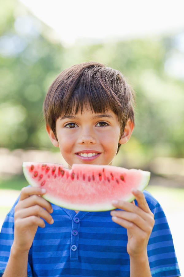 What is the nutrient content of watermelon?