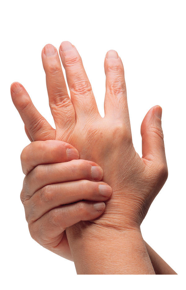 What are some common causes of hand pain?