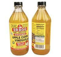 Will Heinz apple cider vinegar work like brAggs apple cider vinegar?