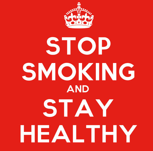 Does smoking cigarettes have any health benefits?