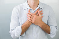 What could cause pain in left arm and chest/heart?