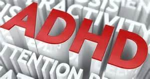 What is the definition or description of: attention deficit hyperactivity disorder in adults?