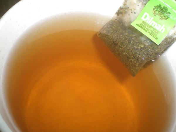 What teas can I drink if pregnant?