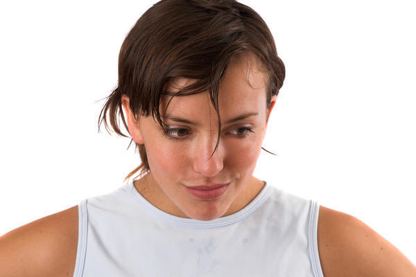 Excessive sweating without any reason?