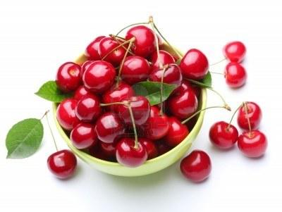 If i eat 3/4 a cup if cherries with almond milk and some fruit ok to eat at night or can it lead to fat weight gain?