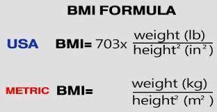 How do you measure BMI?