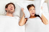 What causes snoring? How can I get rid of it?