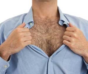 Does waxing chest/stomach/back cause any serious health issues?I was told that pulling out hair may cause cancer?  I have a lot or stomach/chest hair