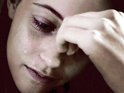 When crying or upset and sometimes when suppress my sadness my body start shivering. Is it normal.