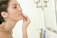 What treatment can be done for oily skin so that it becomes brighter and to remove patches, etc.?