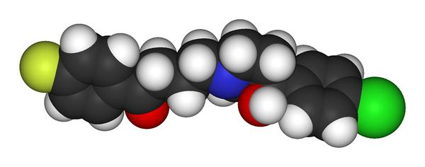 When was the drug haloperidol approved by the fda?