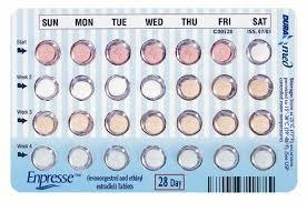 I accidently took an orange Week 3 pill instead of the white Week 2 pill I should have taken of Enpresse (28 day).How should I continue? Pregnancy risk?