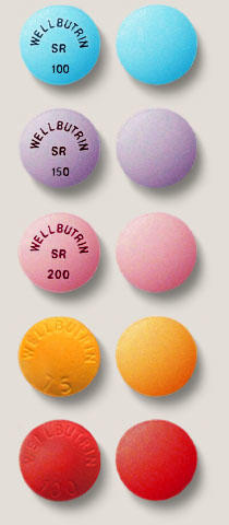 What is the best way to taper off Wellbutrin (bupropion) sr 100 mg daily?