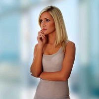 Is it common to have clear mucus like discharge after possible implantation bleeding?