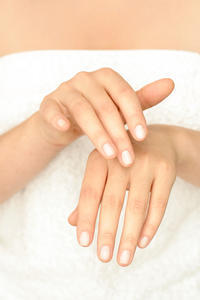 Could botox injections in the fingers hurt?