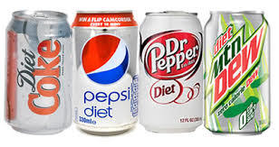 "I had a diet pepsi a couple of weeks ago. Could ""diet"" soda make you gain weight?"