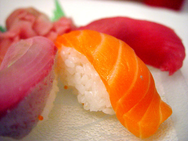 Is it safe to eat sushi while pregnant.?