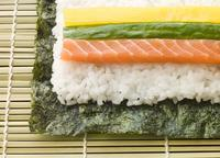 The sushi i eat which has raw salmon and tuna has been previously frozen to kill any parasites. Will it still be harmful to eat when pregnant?  Why?