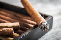 Is smoking a cigar dangerous?