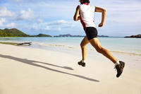 To loose lower body fat will jogging help?