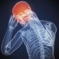 What are symptoms of a concussion?