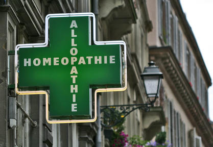 What is homeopathic?