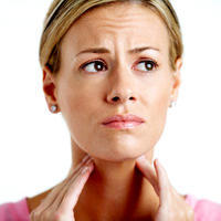How to cure sore throat?