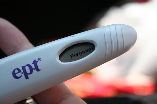 Just took a first response pregnancy test still negative what to do now?