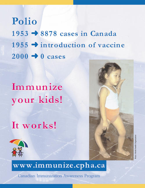What is Immunization good for?