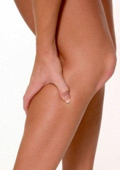 Besides intermittent claudication what else can cause calf muscle pain?