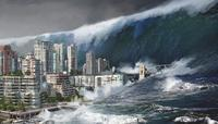 How can I prepare if I live in a flood or tsunami zone?
