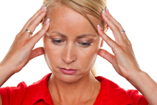 What causes headaches to increase during pregnancy?