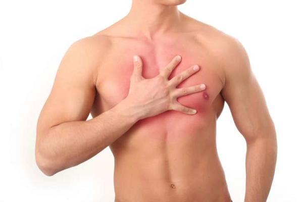 What to do about chest pain?