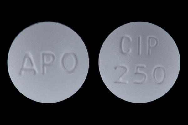 Can ciloxan (ciprofloxacin) be used in the ear?