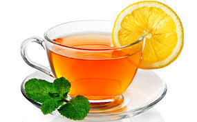 From a hydration standpoint, does drinking non-caffeinated tea, such as chamomile, count towards a persons daily recommended intake of water?