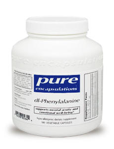 What are the side effects of phenylalanine supplements?