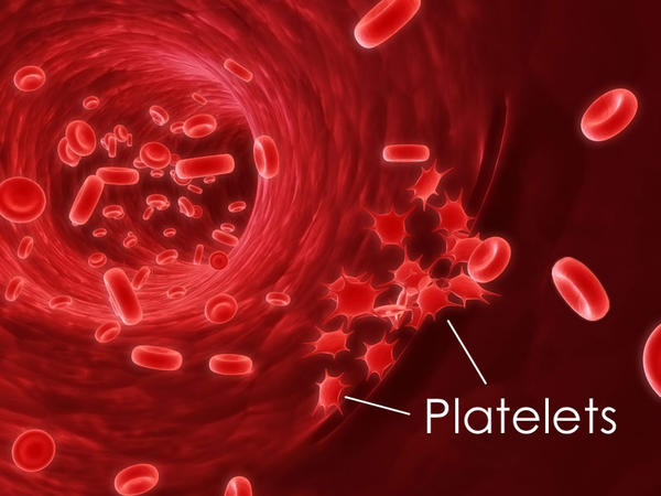 Is an elevated blood platelet count over many years a reason for concern if no other blood count problem?
