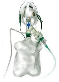 Am I right in thinking that if a patient is being administered O2 via metal prongs but is switched to a Hudson mask then the latter provides more 02?