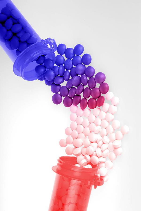 Will taking prescription Zantac counteract or affect my birth control pills (tri-estarylla)?
