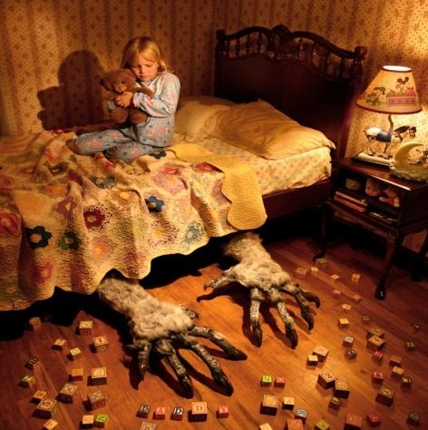 What creates these bad dreams?