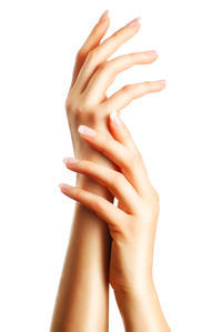 What is the definition or description of: Fused fingers?