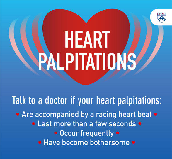 Heart palpations while pregnant normal?