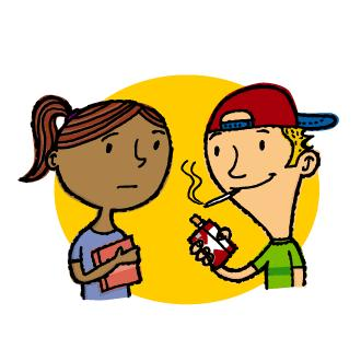 Are kids under greater peer pressure to misbehave in HS or college?